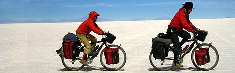 Cyclo / Voyage / Treks