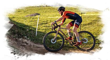 Vélo de Cyclo-cross / gravel