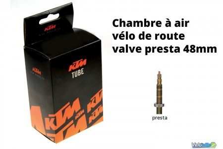 "Ktm Chambre à air 700"" Route presta 48mm"