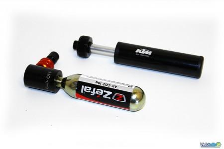Ktm Mini pompe 12 bars CNC compatible CO2
