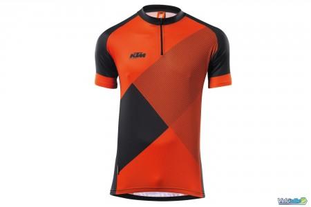 Ktm maillot Factory Character II Vtt Orange