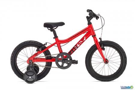 Vélo enfant Ridgeback MX 16 Rouge