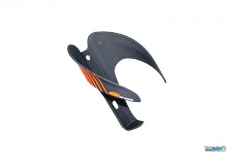 Porte bidon KTM Carbone Wave orange/noir mat