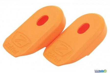 Protège manivelles Zefal orange