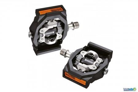 Pédales Shimano Trekking automatiques T700 Click'R
