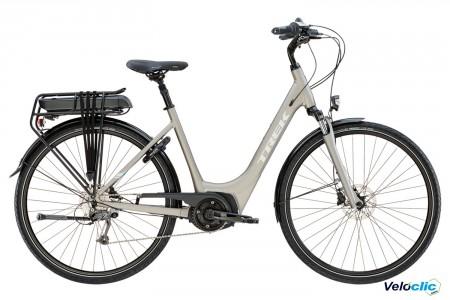 Vélo électrique Trek Urbain TM1+ Lowstep SL 300Wh 2018