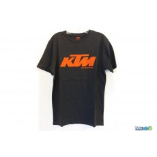 Tee Shirt KTM Factory Team Gris