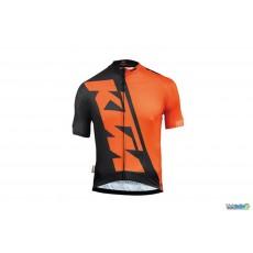 Ktm maillot Factory Team Race MC Orange / Noir 2017