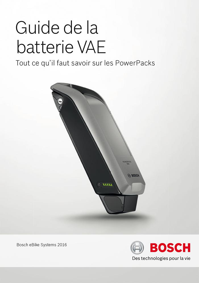 Guide entretien batterie BOSCH