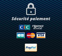 Sécurité paiement