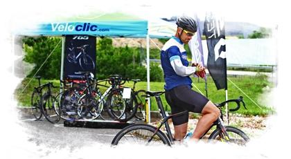 Vélos à l'essai / Vélos tests