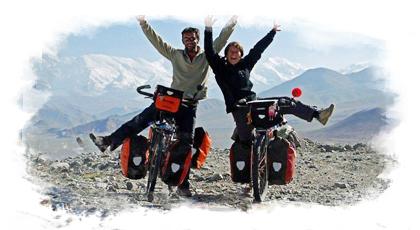 Vélos de randonnée et voyage
