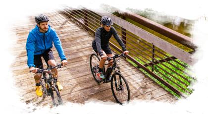 Vélo de fitness confort