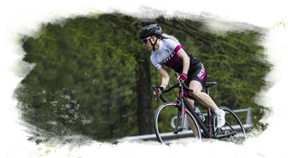 Vélo de route féminin