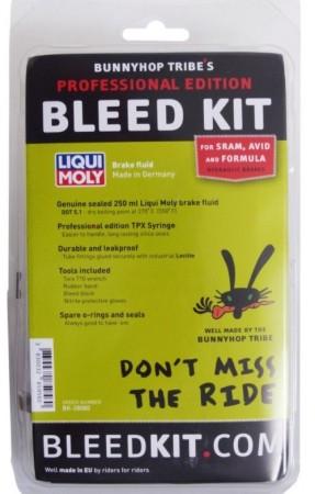 BLEED KIT kit de purge sram avid formula