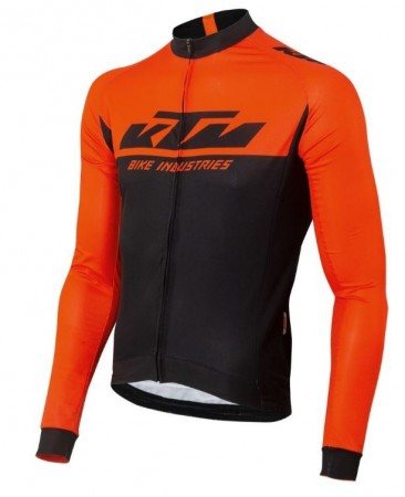 KTM maillot manche longue spring factory team