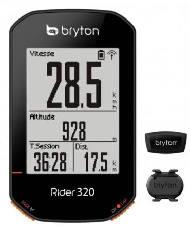 BRYTON RIDER 320T