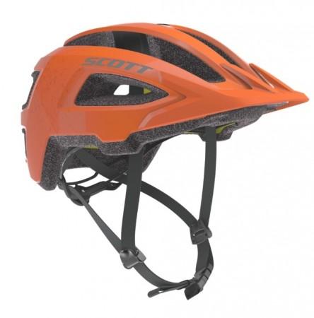 Casque Scott Groove Plus orange 2020