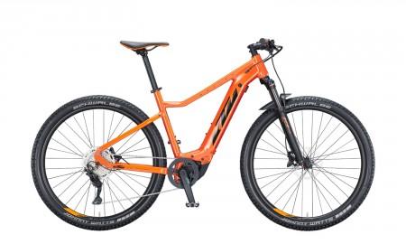 Vtt électrique Ktm Macina RACE 291 orange 2021