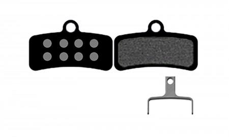 jeu de plaquettes standard 4 pistons