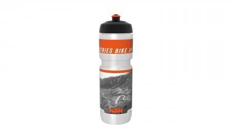 Ktm gourde Orange / Transparente 800ml