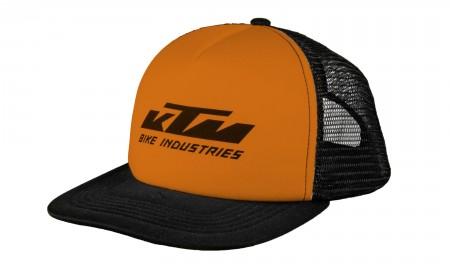 KTM Factory Team Casquette Orange