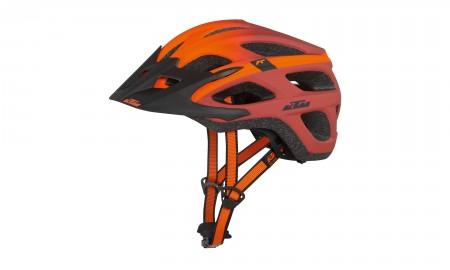 Ktm Casque Factory Character rouge / orange 2020
