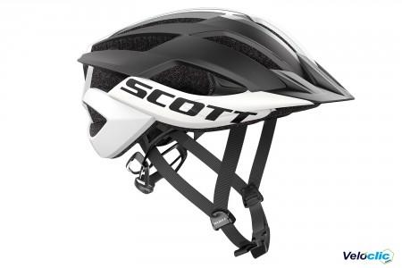 Casque Scott Arx MTB Plus noir blanc