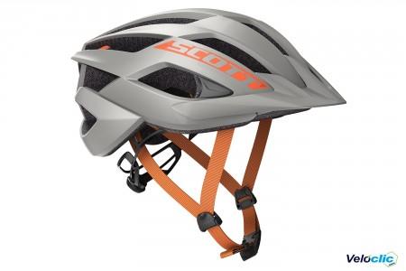 Casque Scott Arx MTB Plus gris