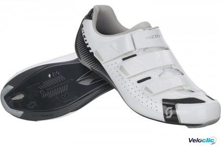Chaussures Scott Road Comp blanche