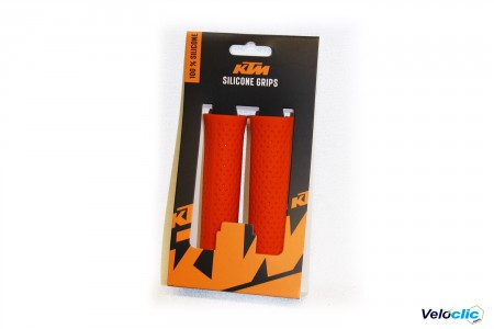 Ktm grips 100% silicone ultra confort