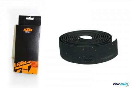 KTM Guidoline Race Gel Silicone Noir