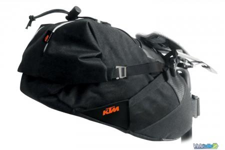 KTM Sacoche Voyage Velcro Tour 18l