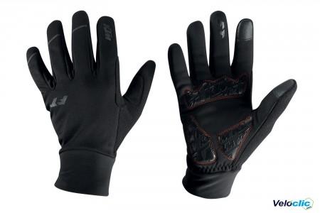 Gants longs hiver KTM Factory Team Noirs