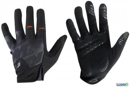 Gants longs KTM Factory Character Noir