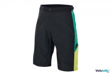 Ktm Short Factory Character Noir / vert / jaune
