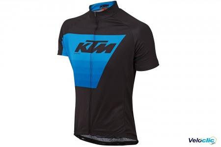 Ktm Maillot Factory Line bleu/noir 2019