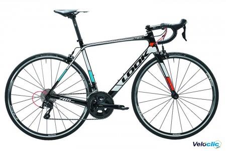Vélo route Look 785 Huez Proteam 105 2018
