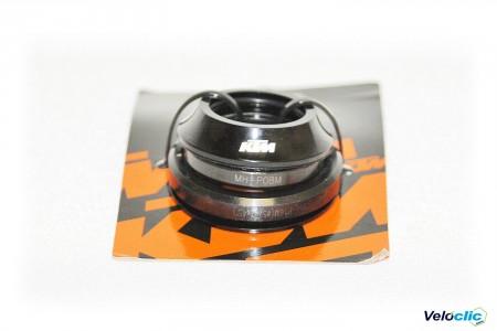 Ktm jeu de direction noir 10 mm cadre Aluminium