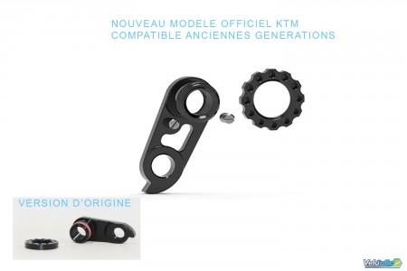 KTM patte de dérailleur Myroon / Scarp droite