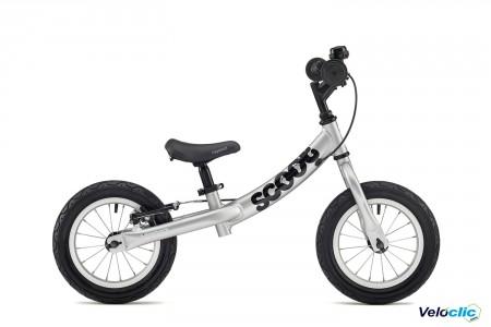Vélo enfant Ridgeback Draisienne 12 Argent