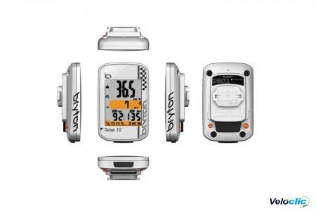 GPS Bryton Rider 10 E Blanc
