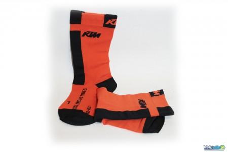 Ktm chaussettes basses compression