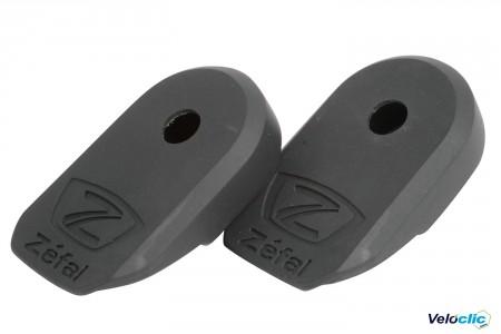 protection manivelles Zefal noir