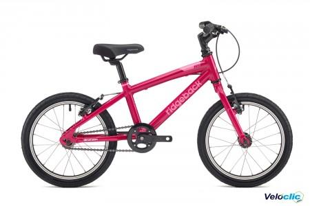 "Vélo enfant Ridgeback Dimension 16"" Rose"