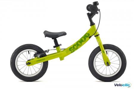 Draisienne Rigdeback Scoot vert