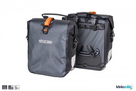Ortlieb sacoche de vélo bikepacking Gravel-Pack