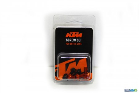 Ktm kit visserie Custom Aluminium