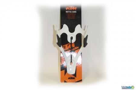 KTM porte bidon Blanc