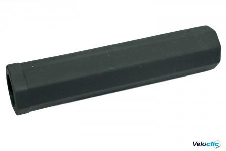 Ktm Poignées Prime 7 Edges silicone noire